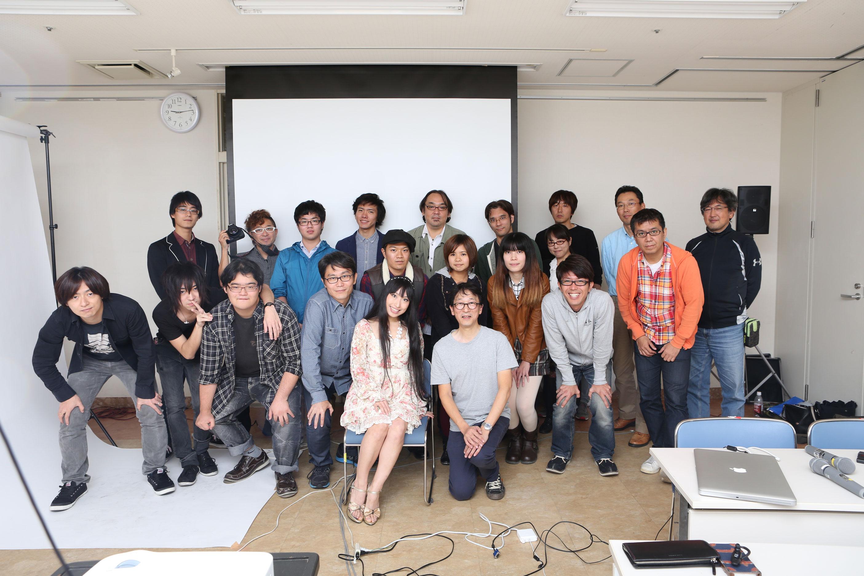 CN15稲垣純也ポートレート撮影ワークショップ 開催しました