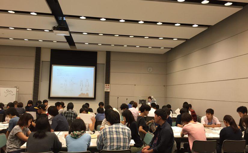 NC21 兎本幸子イラストレーションワークショップ開催しました!